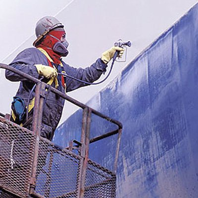 Decorative Spray Applied Coatings