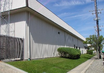 Metal Siding Repairs & Painting
