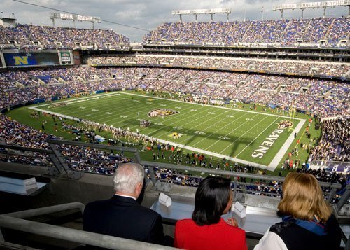 Pro-Spec NFL stadiums
