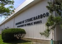 Pro-Spec commercial paint exterior stone harbor dept of works